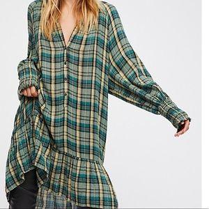 Free People NEW Slip Dresses Midi Loose Fit